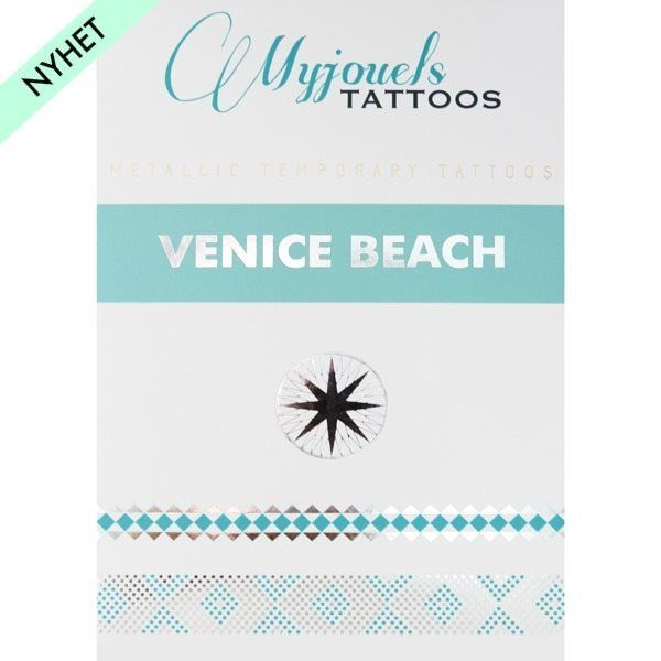 Myjouels Tattoos Venice Beach – 3 Bögen
