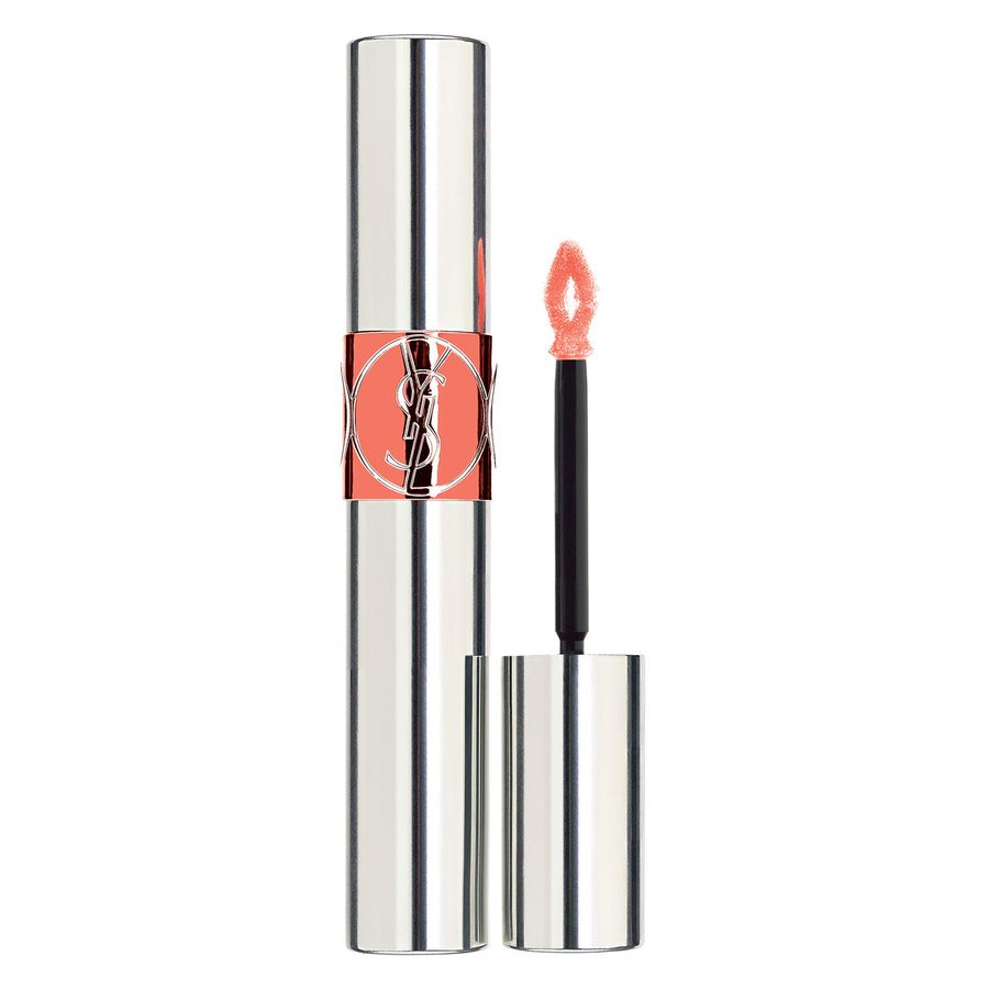 Yves Saint Laurent Volupté Tint-in-Oil Lip Gloss, #18 Orange Me Softly