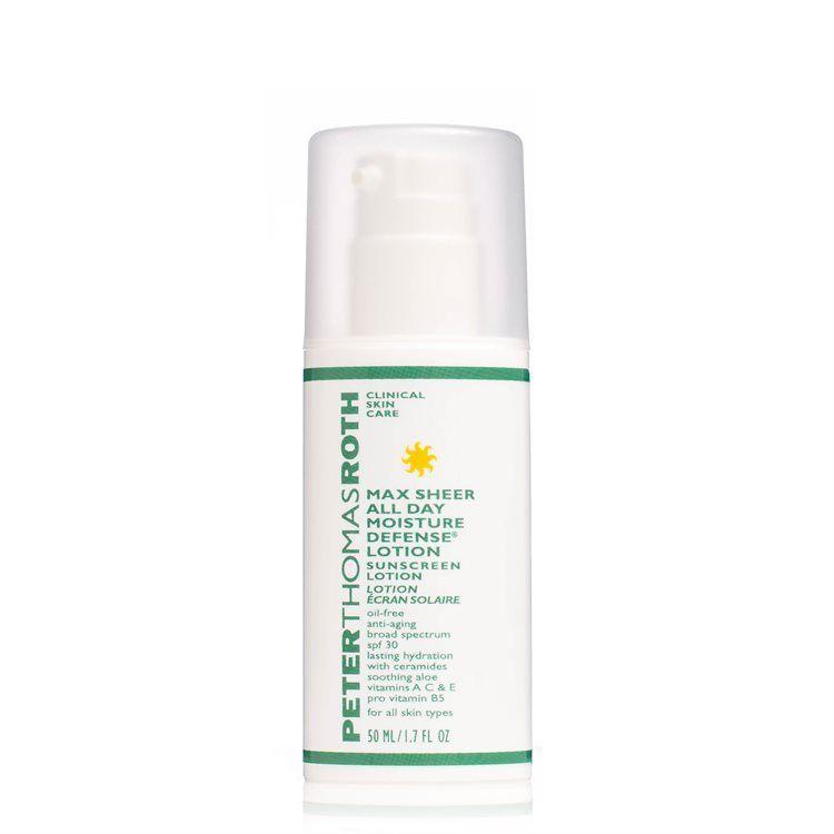 Peter Thomas Roth Max Sheer All Day Moisture Defense Lotion Feuchtigkeitscreme (50 ml)