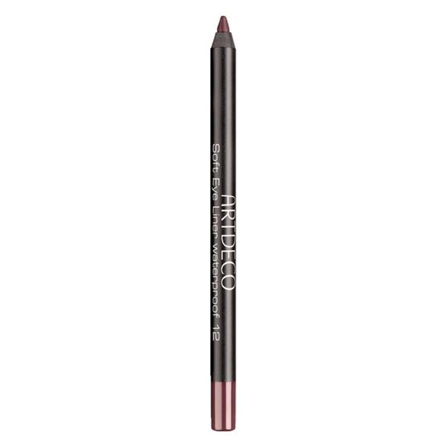 Artdeco Soft Eye Liner Waterproof, #12 Warm Dark Brown