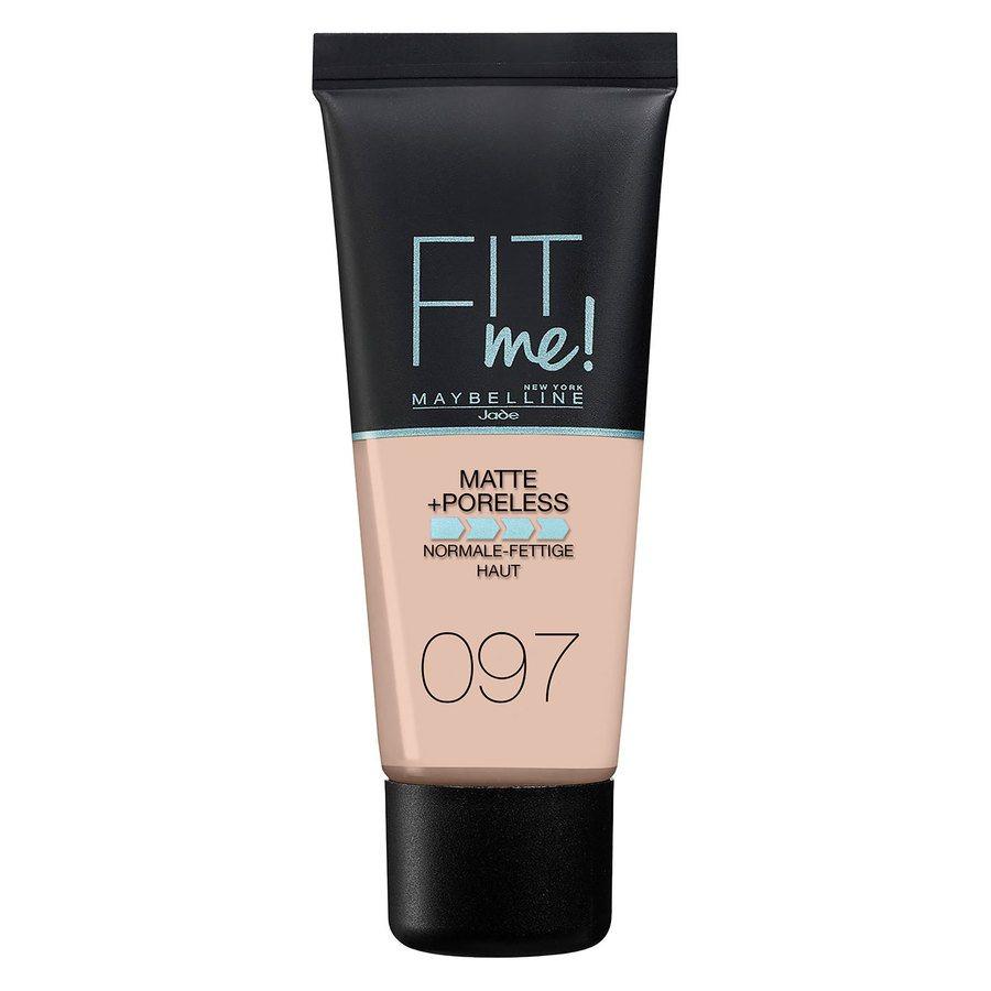 Maybelline Fit Me Matte + Poreless Foundation, Natural #97 30ml