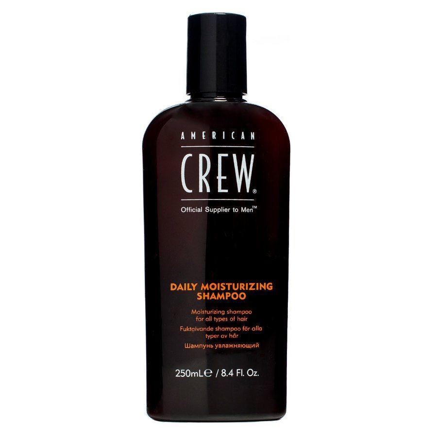 American Crew Daily Moisturizing Shampoo (250 ml)
