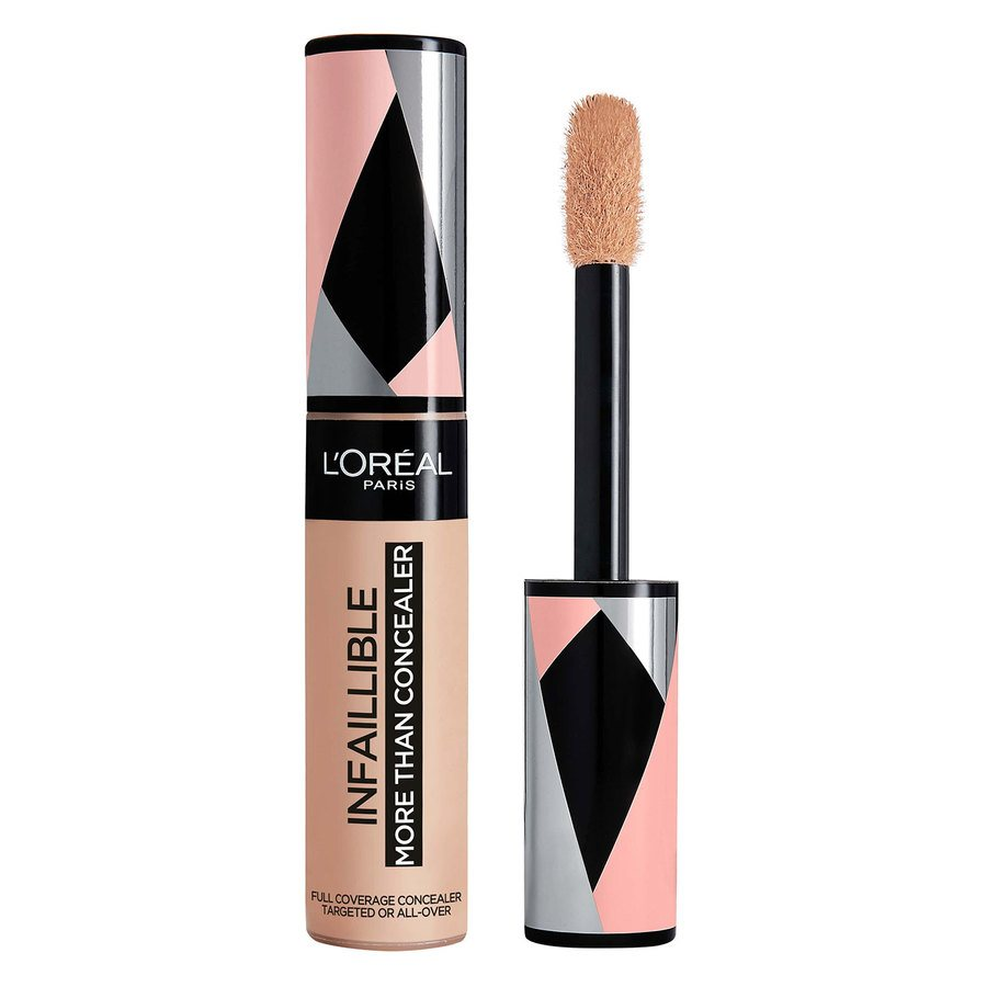 L'Oréal Paris Infallible More Than Concealer, Oatmeal #324 11ml