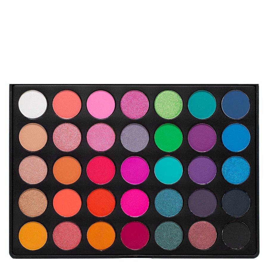 Smashit Cosmetics Eyeshadow Palette, Mix 18