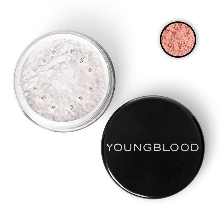 Youngblood Crushed Mineral Blush, Sherbet