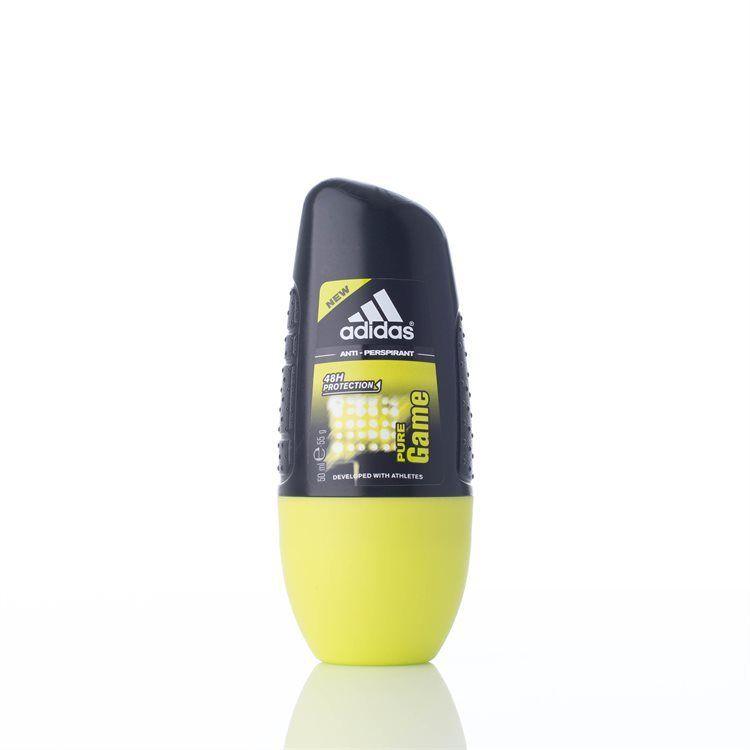 adidas Pure Game Men Roll-On Deodorant für Männer (50 ml)