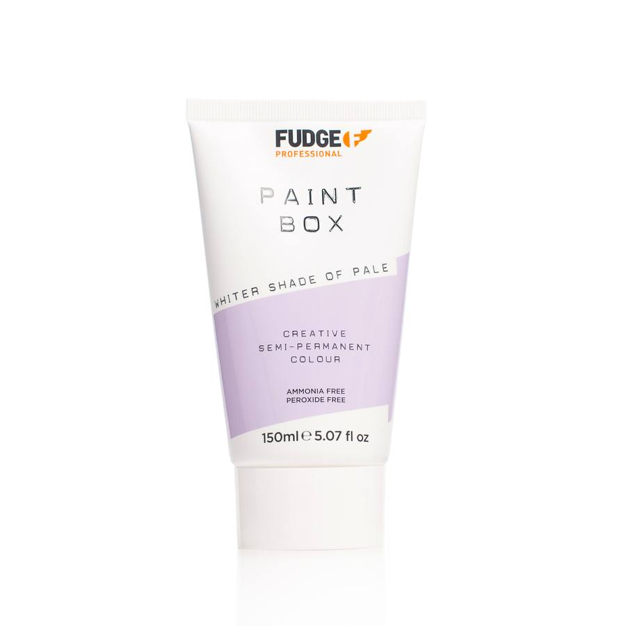 Fudge Paintbox Tubes (150 ml), Whiter Shade Of Pale