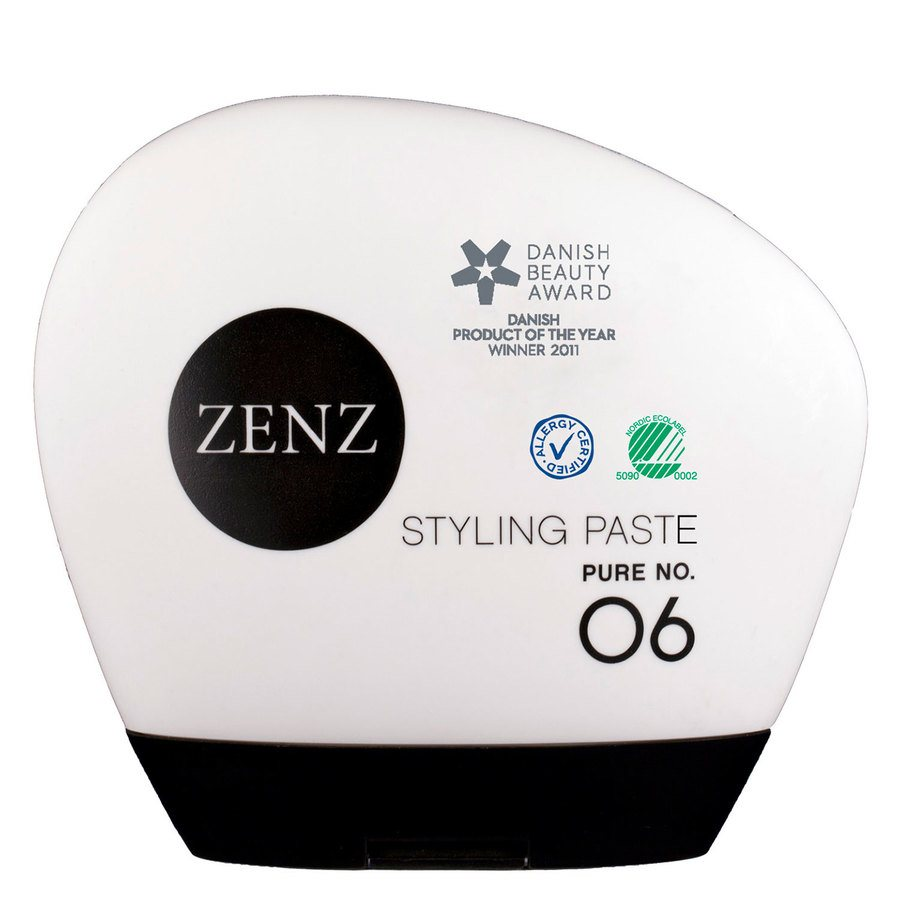 Zenz Organic Styling Paste Pure No. 06 150ml