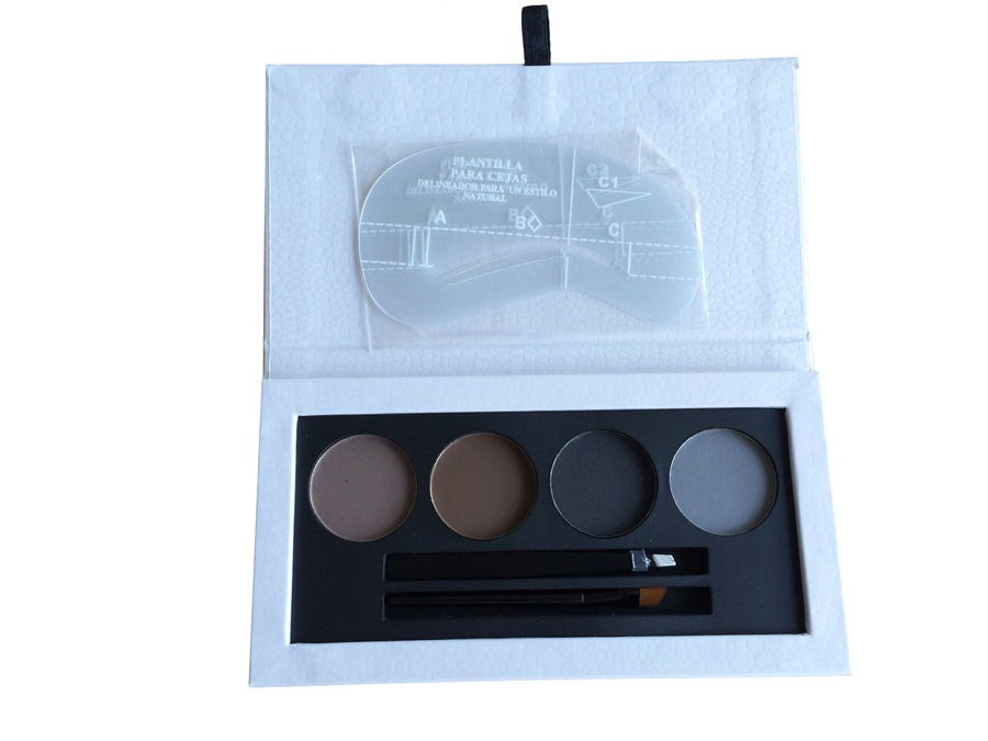 Hot Make Up Brow & Stencil Collection