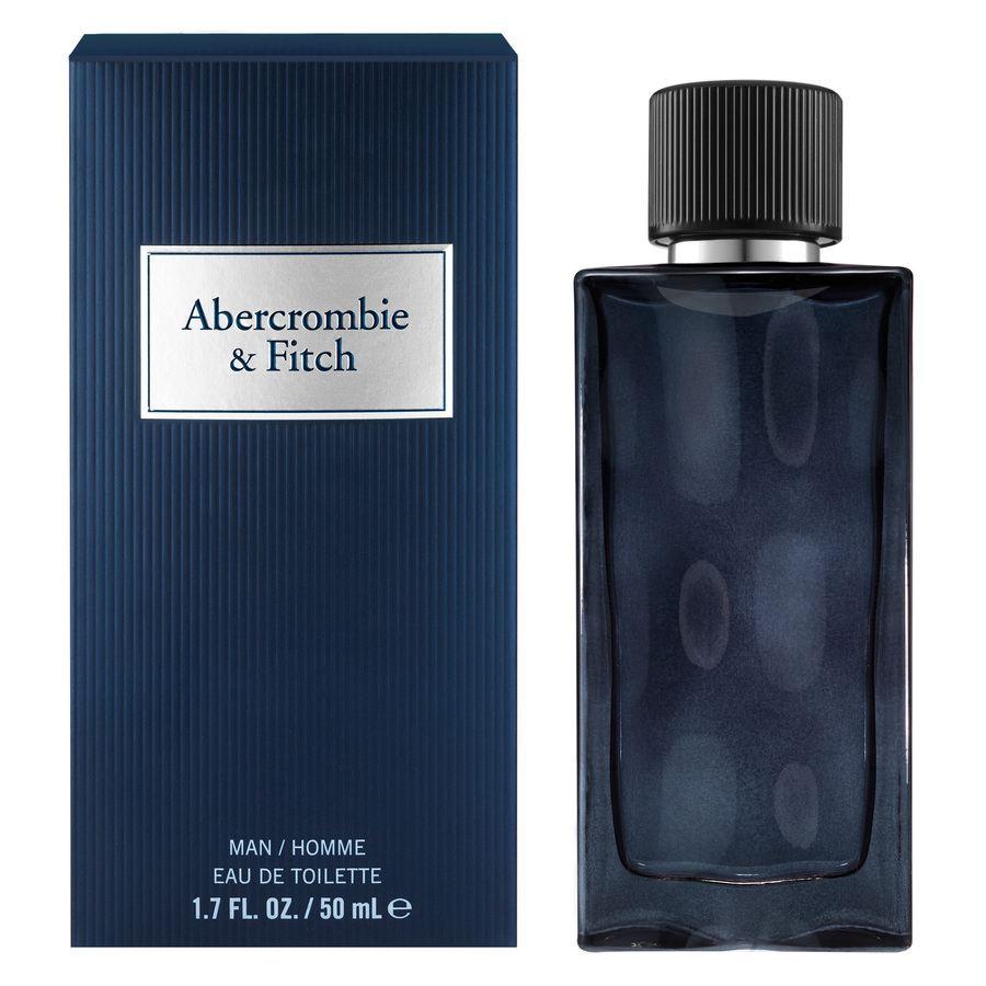 Abercrombie & Fitch Blue Men Eau De Toilette (50 ml)