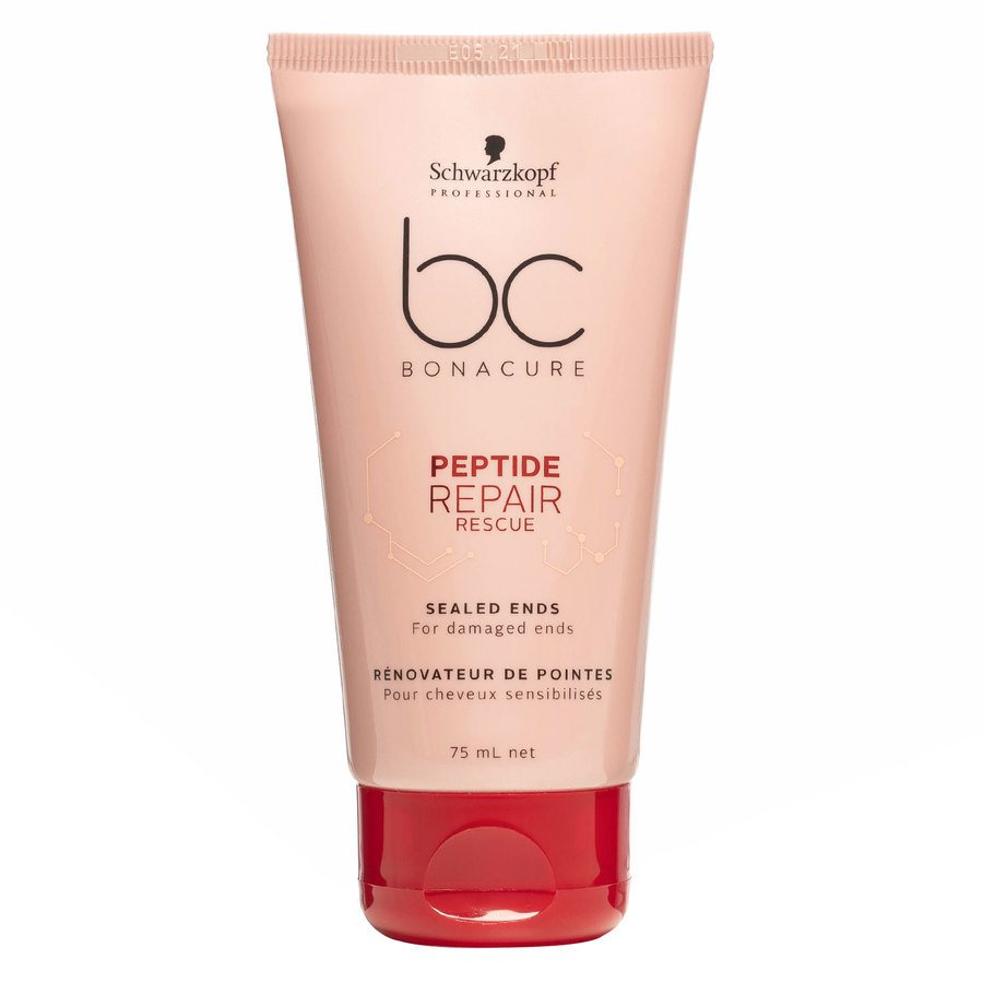 Schwarzkopf BC Peptide Repair Rescue Sealed Ends (75 ml)