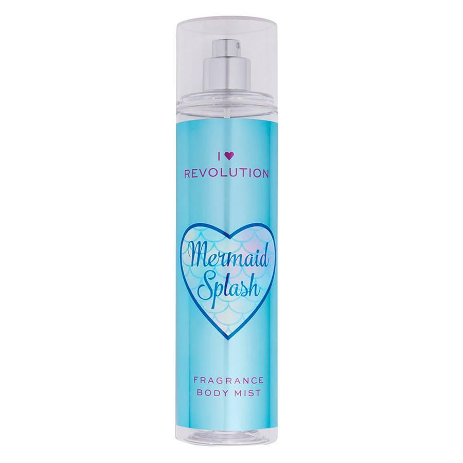 Makeup Revolution I Heart Revolution Mermaid Splash Body Mist (236 ml)