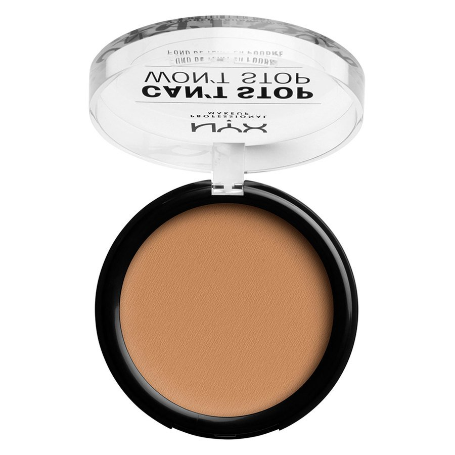 NYX Professional Can't Stop Won't Stop Powder Foundation #10.3 Natural Buff 10,7g