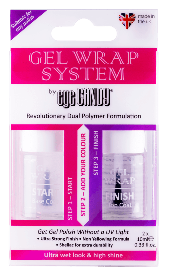 Eye Candy ECL Gel Wrap System (2 x 10 ml)