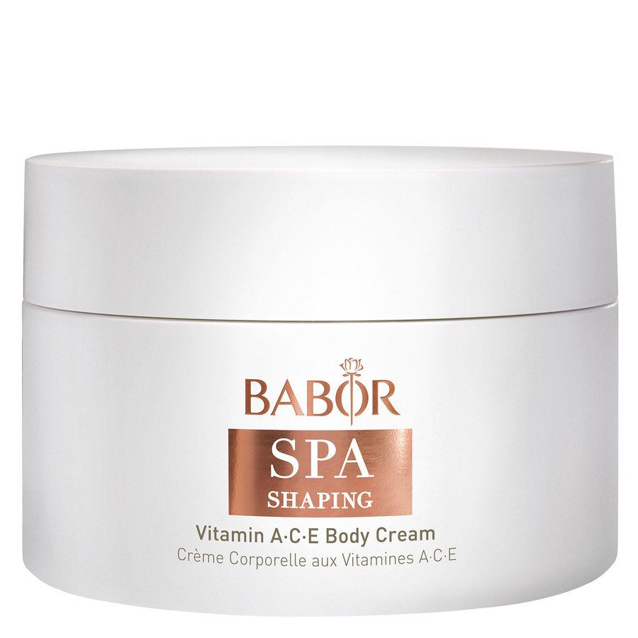 Babor Spa Shaping Vitamin A-C-E Body Cream (200 ml)
