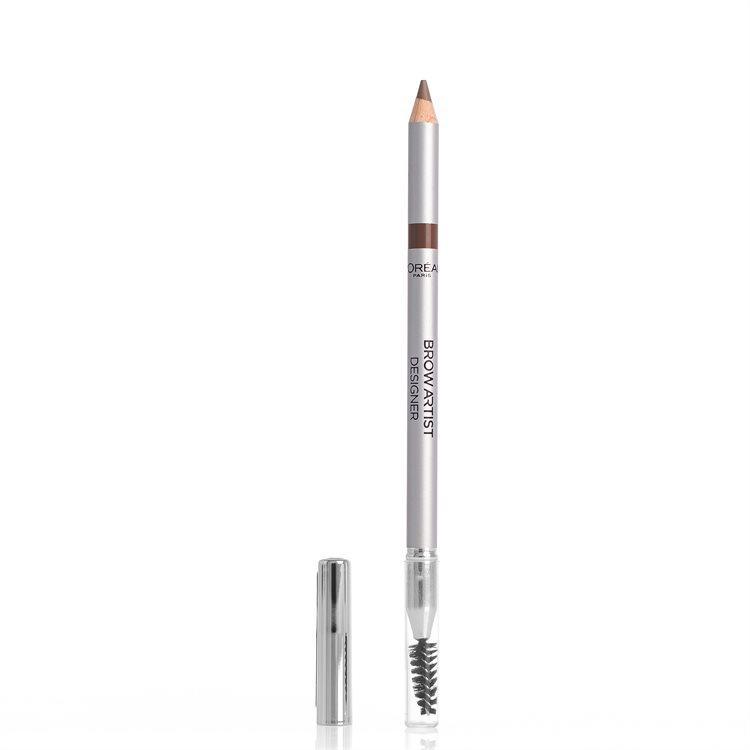 L'Oréal Paris Brow Artist Eyebrow Pencil Augenbrauenstift, Golden Brown 302