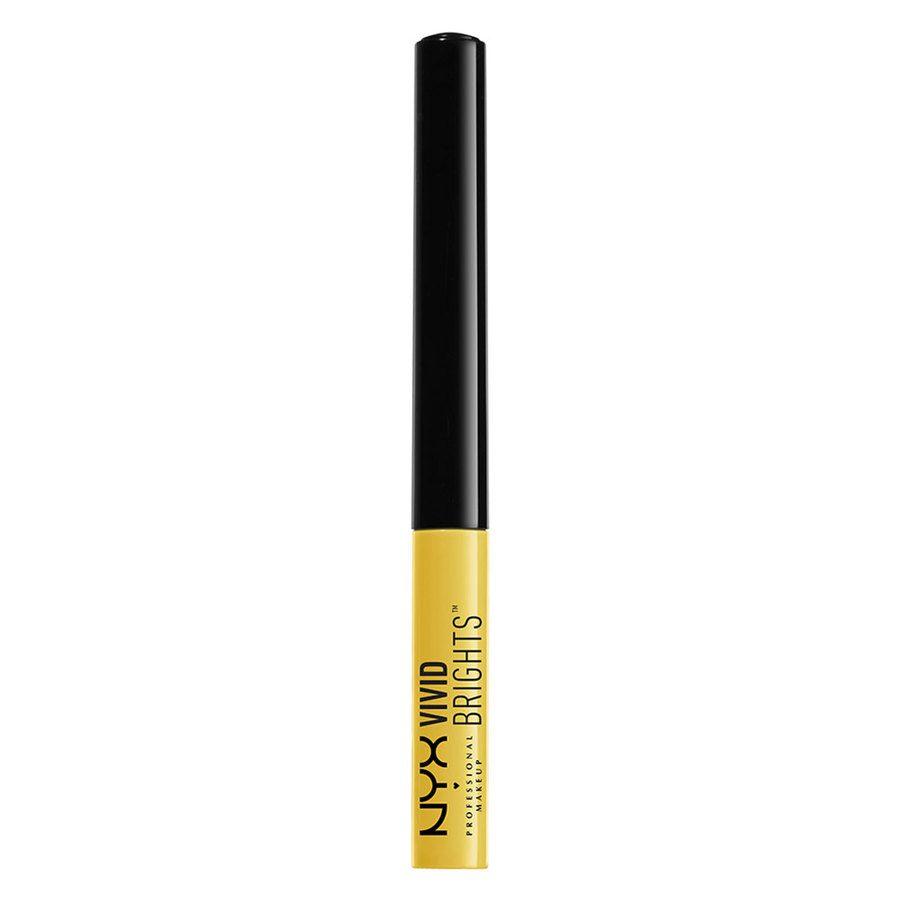 NYX Professional Makeup Vivid Brights Eyeliner, Halo