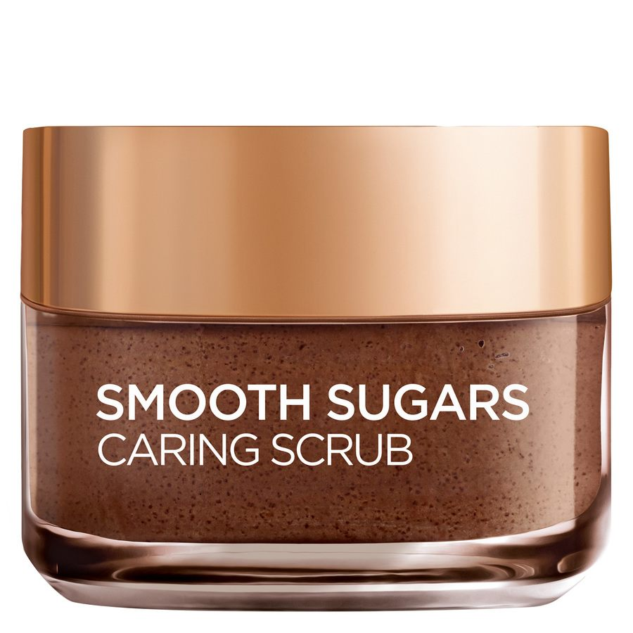 L'Oréal Paris Smooth Sugar Scrub Caring Cocoa (50 ml)