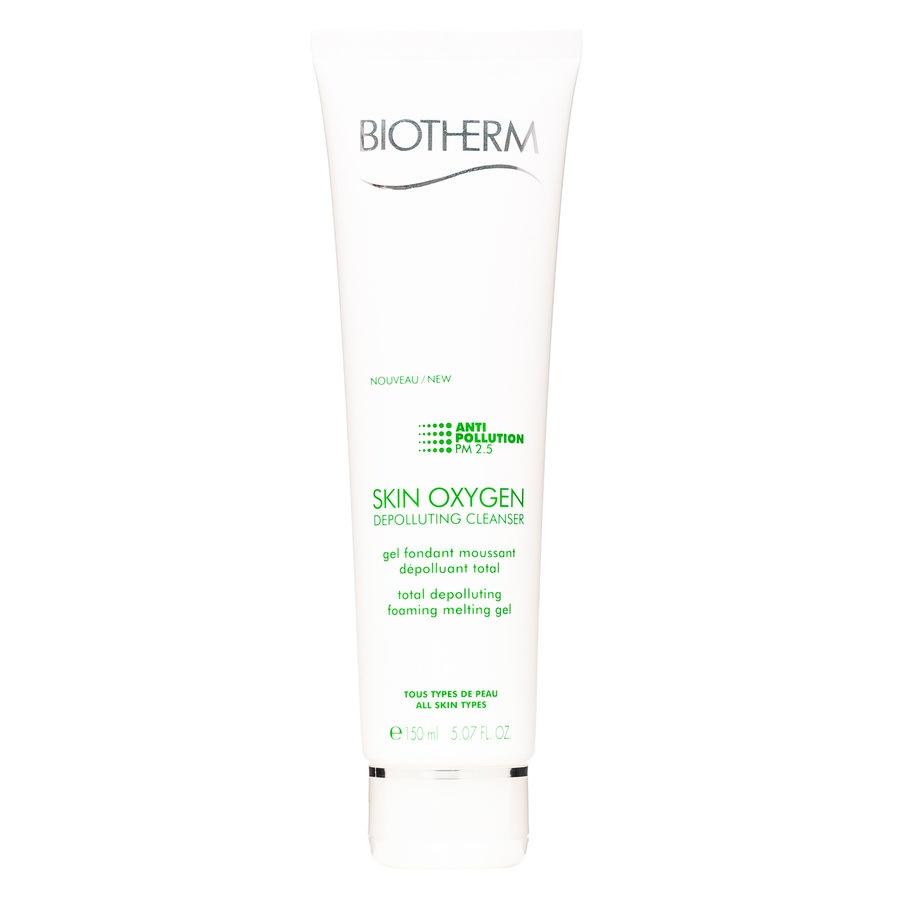 Biotherm Skin Oxygen Depolluting Cleanser Melting Gel (150 ml)