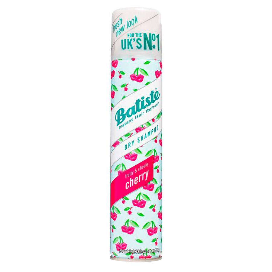 Batiste Dry Shampoo Cherry (200 ml)