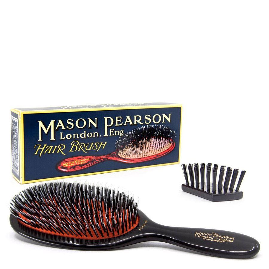 Mason Pearson Brush Popular BN1 Large, Boar Bristle/Nylon