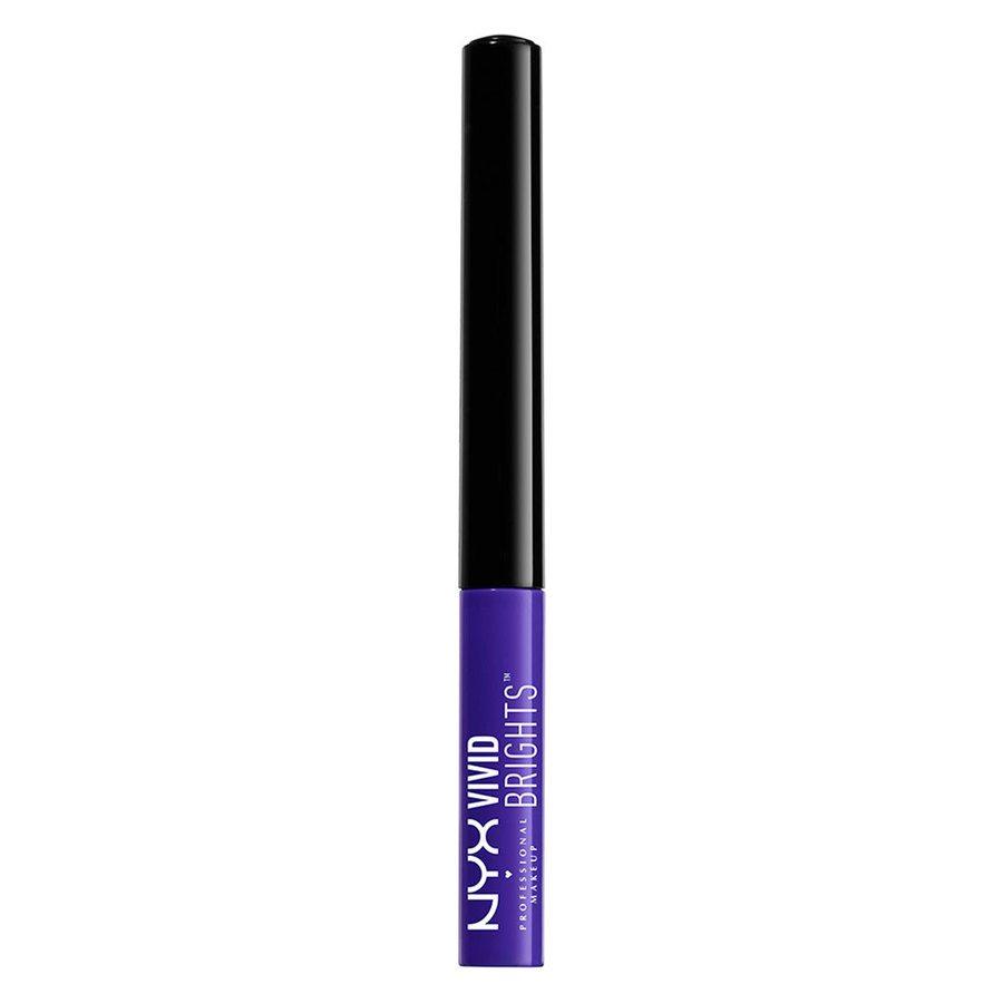 NYX Professional Makeup Vivi Brights Eyeliner Violet