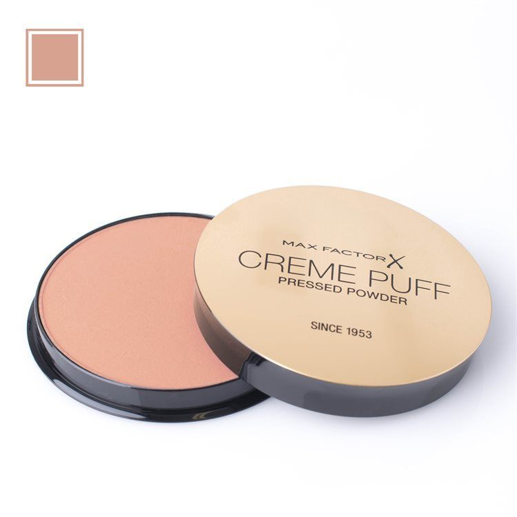 Max Factor Creme Puff Pressed Powder (21 g), 53 Tempting Touch