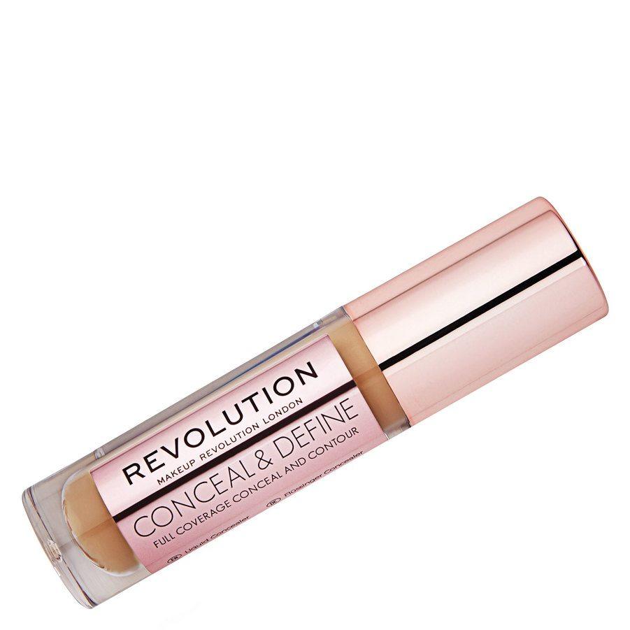 Makeup Revolution Conceal And Define Concealer, C12
