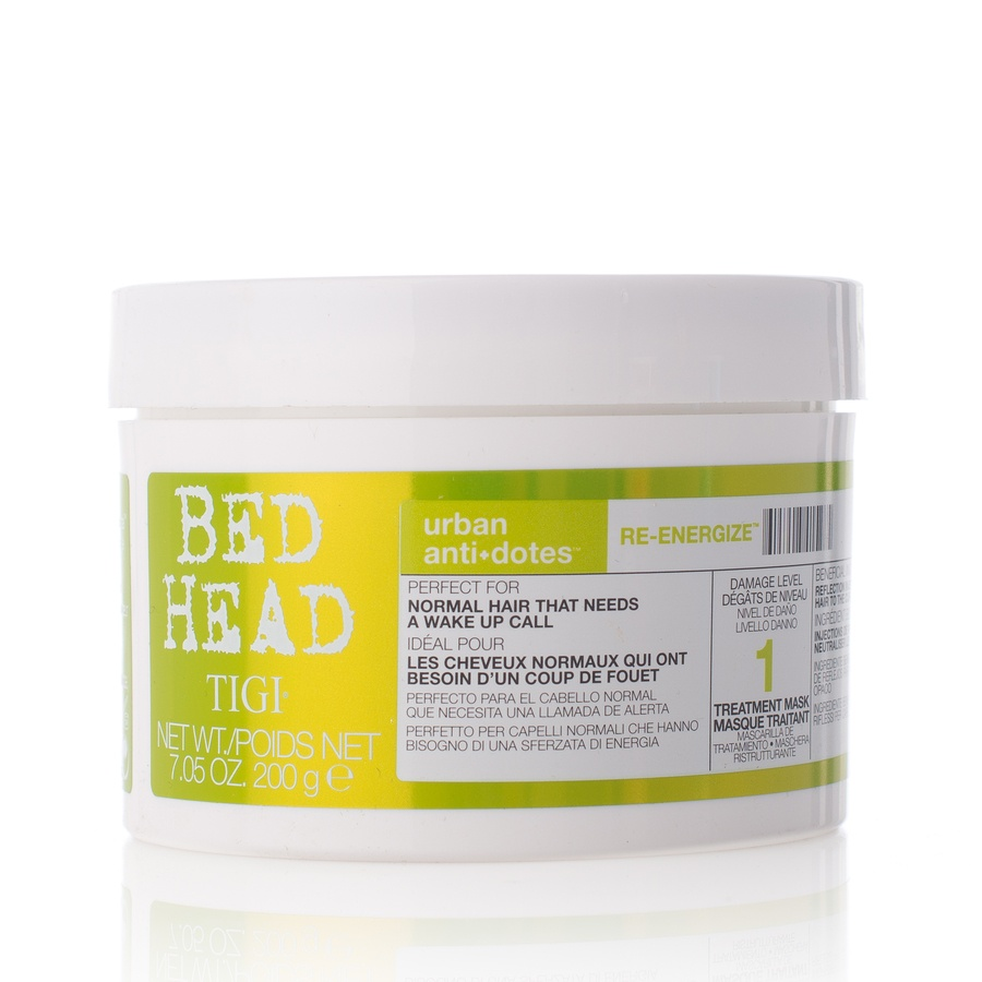 Tigi Bed Head Re-Energize Treatment Mask (200 g)