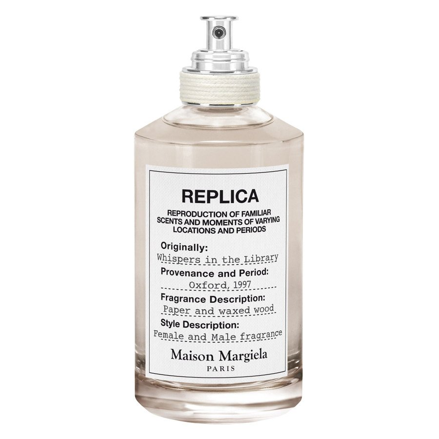 Maison Margiela Whispers In The Library Unisex Eau De Toilette (100 ml)