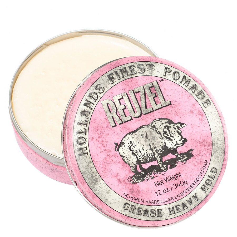 Reuzel Pink Grease Heavy Hold (340 g)