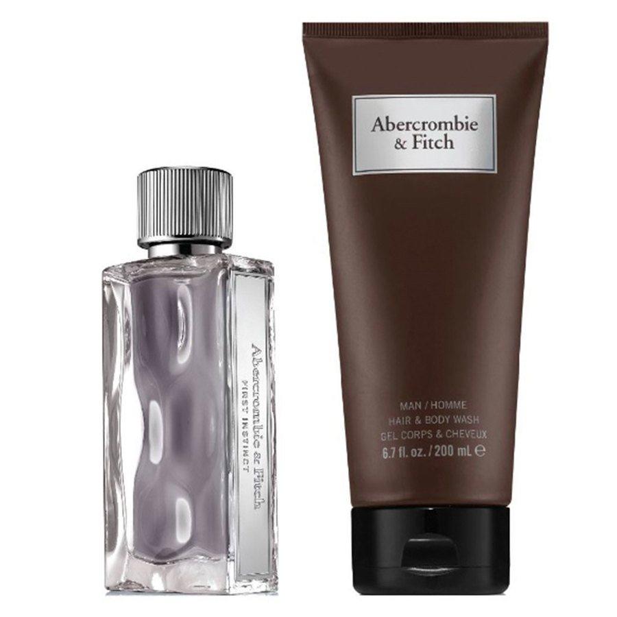 Abercrombie & Fitch First Instinct Duft Geschenkset für Männer