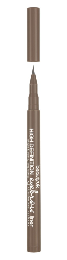 Beauty UK High Definition Eyebrow Liner, No.3 Dark Brown