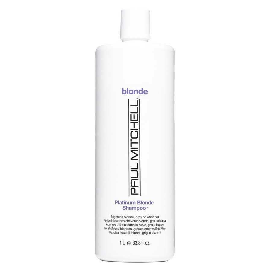 Paul Mitchell Platinum Blonde Shampoo (1000 ml)