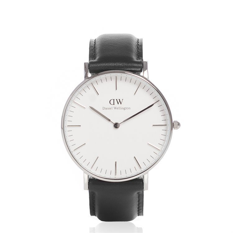 Daniel Wellington Classic Sheffield 36 mm, Silver 0608DW