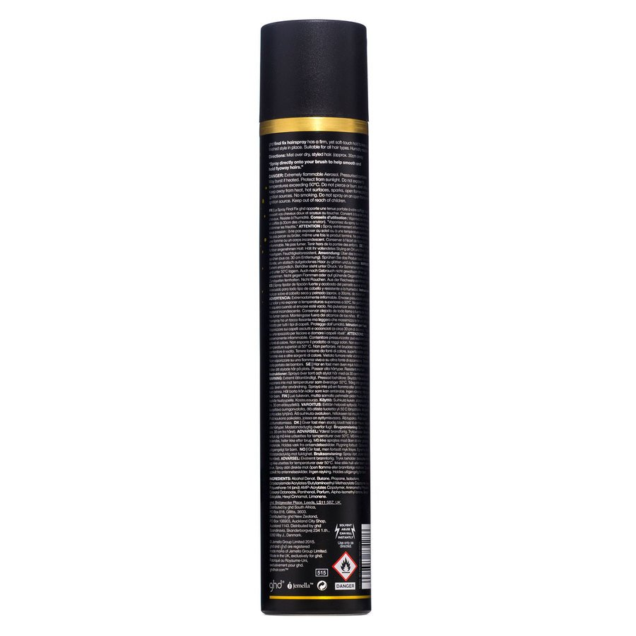 Ghd Style Final Fix Hairspray (400 ml)