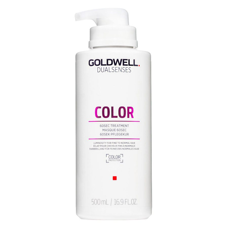 Goldwell Dualsenses Color 60sec Treatment 500ml