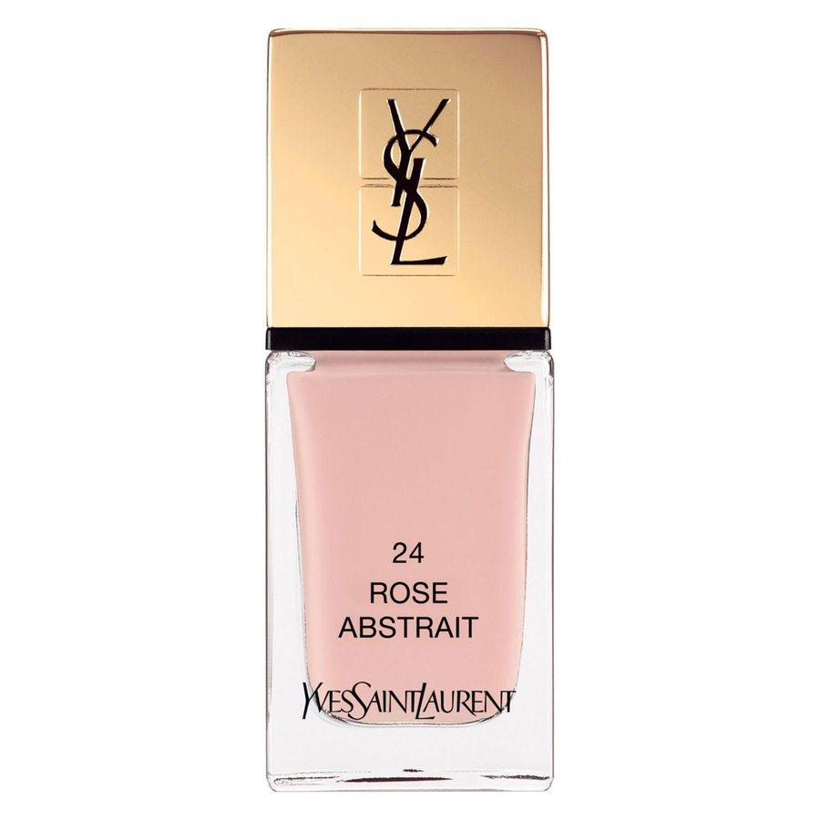 Yves Saint Laurent La Laque Couture Nail Lacquer, #24 Rose Abstrait