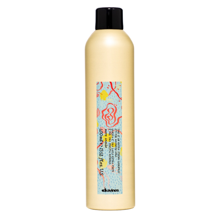 Davines More Inside Hair Spray Extra Strong Hold (400 ml)