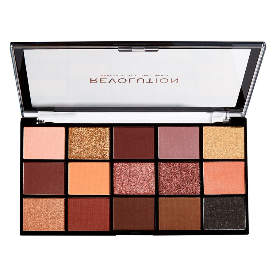 Makeup Revolution Re-Loaded Palette, Velvet Rose