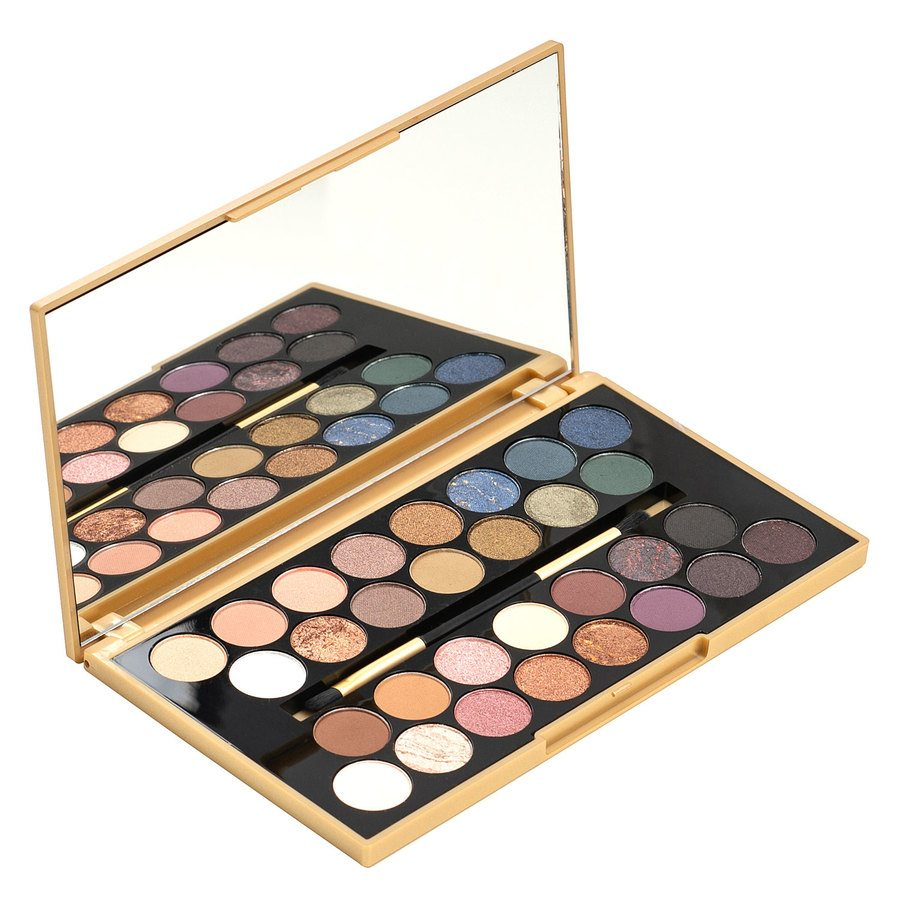 Makeup Revolution Fortune Favours The Brave 30 Eyeshadow (16g)