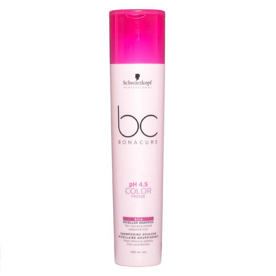 Schwarzkopf BC Bonacure Color Freeze Rich Shampoo (250 ml)