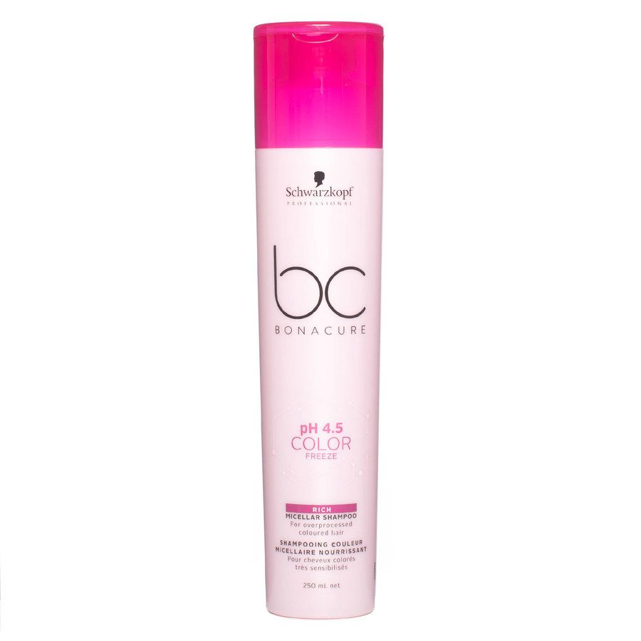 Schwarzkopf BC Bonacure Color Freeze Rich Shampoo (250 ml)