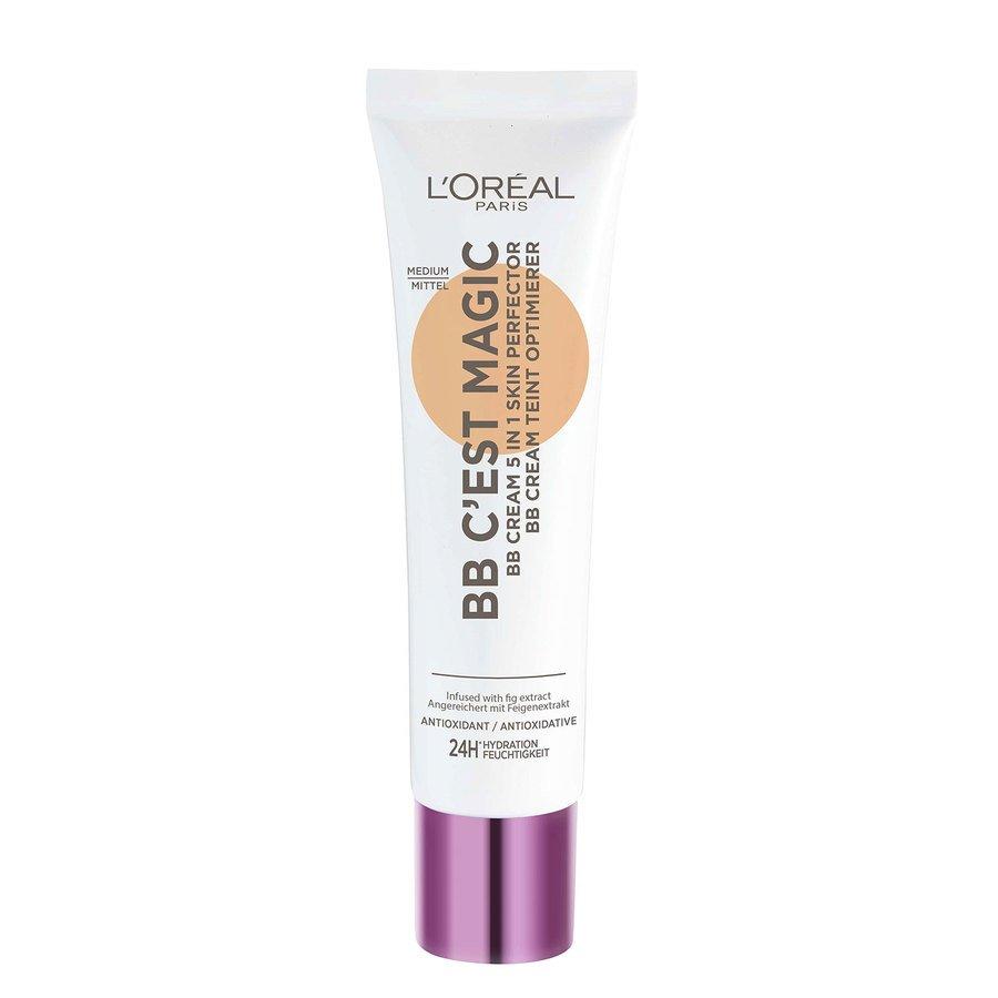 L'Oréal Paris C'est Magique Skin Perfector BB Cream, Medium #4