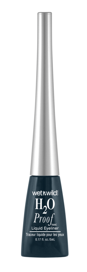 Wet`n Wild H20 Proof Felt Tip Liquid Eyeliner, Smoky E883