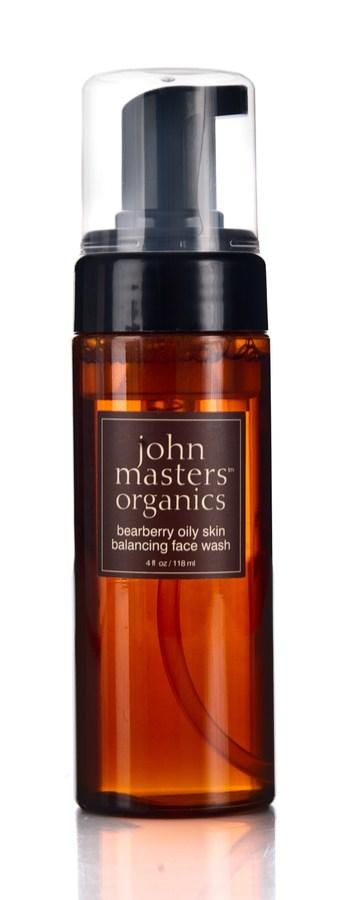 John Masters Organics Bearberry Oily Skin Balancing Face Wash (118 ml)