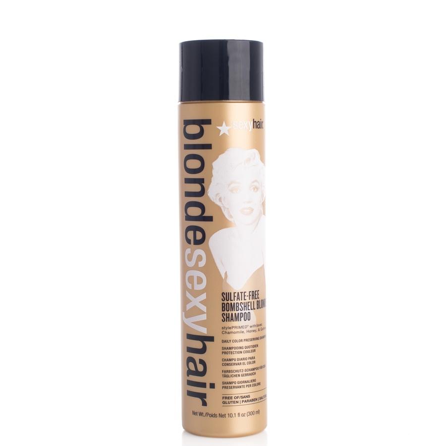Sexy Hair Bombshell Blonde Sexy Hair Shampoo 300ml