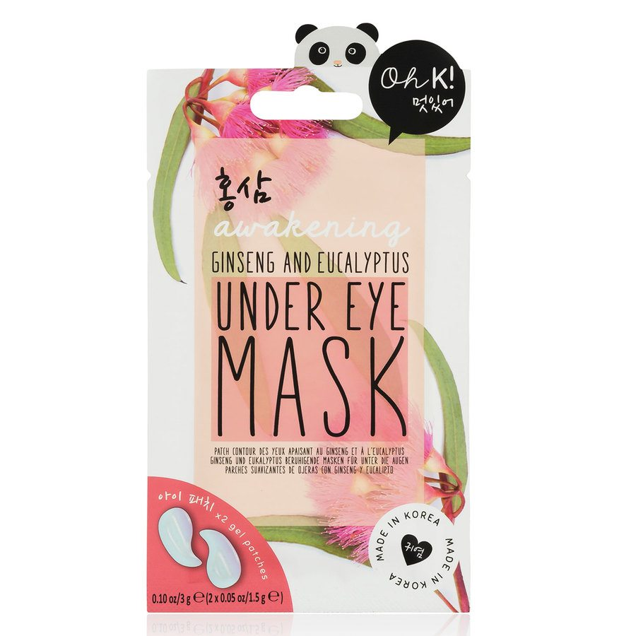 Oh K! Ginseng And Eucalyptus Under Eye Mask 3g