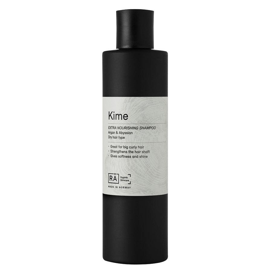 RÅ Organic Skincare Kime Extra Nourishing Shampoo (250 ml)