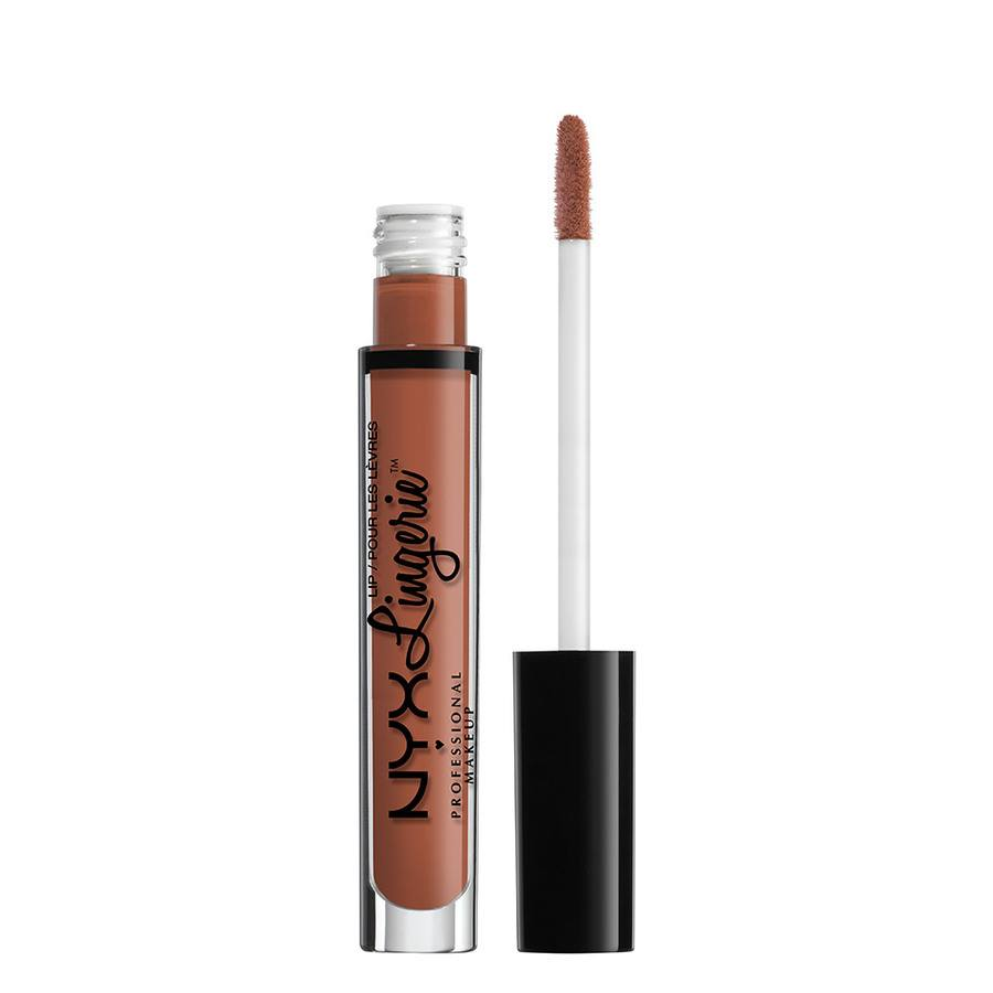 NYX Professional Makeup Lingerie Liquid Lipstick, Seduction LIPLI17 (4ml)